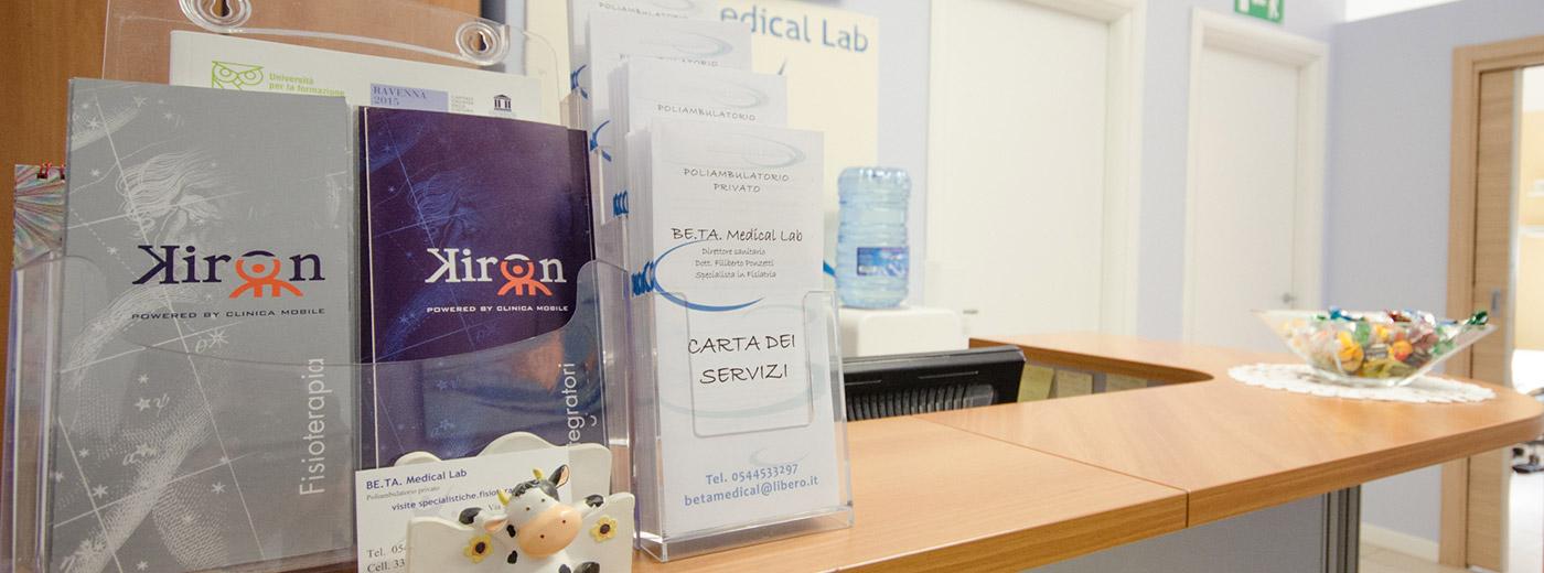 BE.Ta. Medical Lab